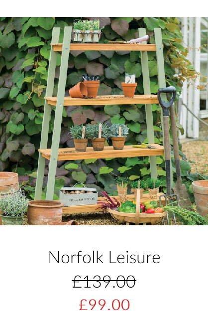 Norfolk Leisure: Garden Furniture