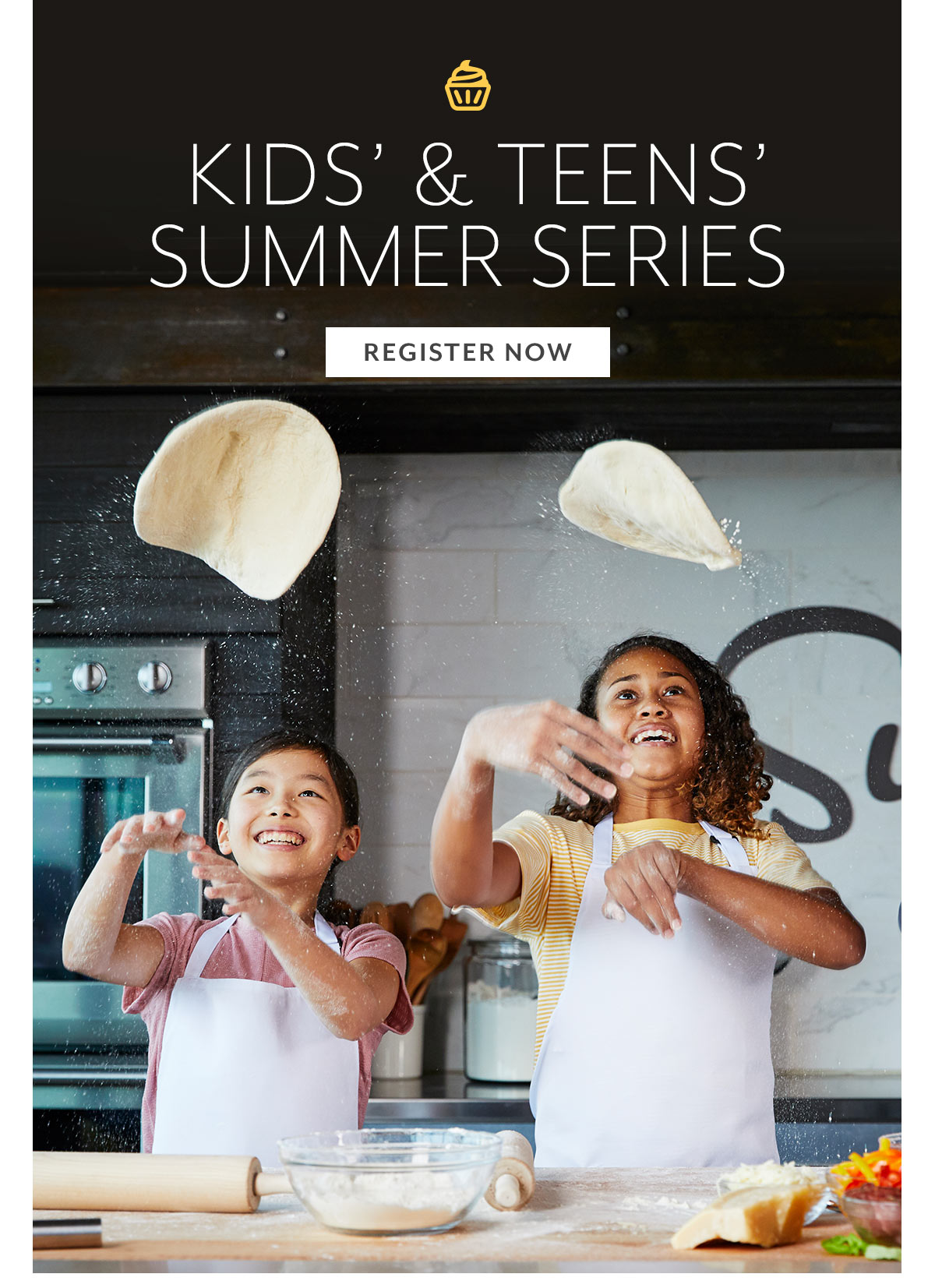 Kids' & Teens' Summer Series