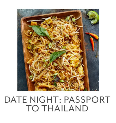 Class: Date Night • Passport to Thailand