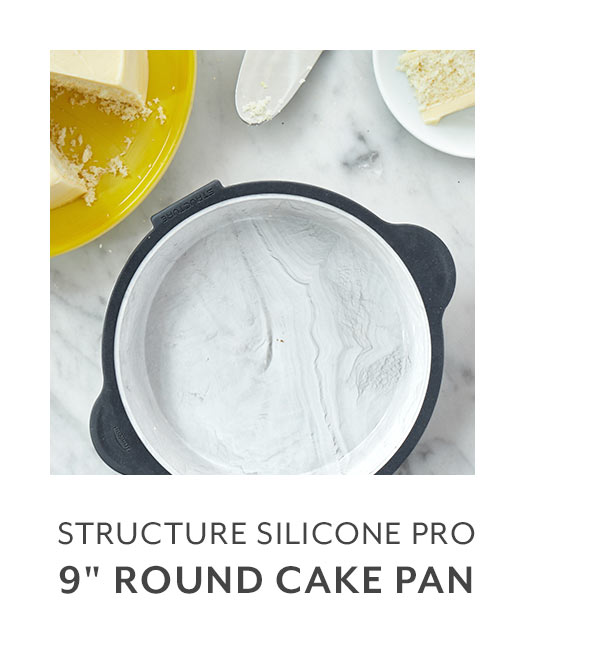 Trudeau Round Cake Pan