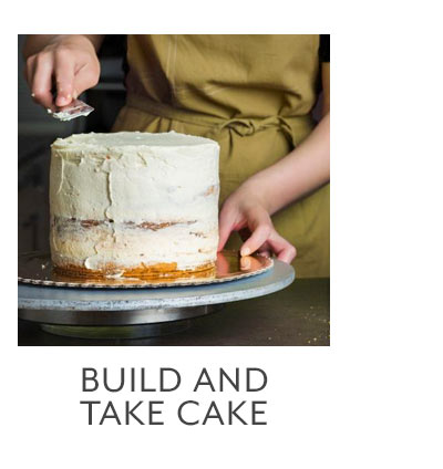 Class: Build and Take Cake