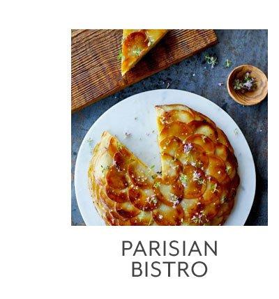 Class: Parisian Bistro