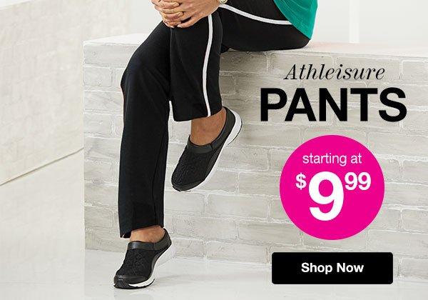 Shop Athleisure Pants!