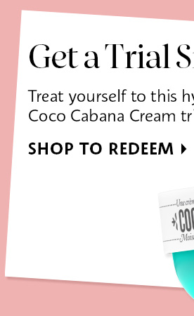 Shop to Redeem