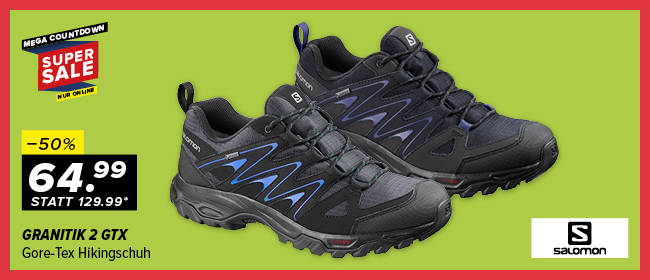 Mayordomo Menos materno  granitik 2 gtx salomon Cheaper Than Retail Price> Buy Clothing, Accessories  and lifestyle products for women & men -
