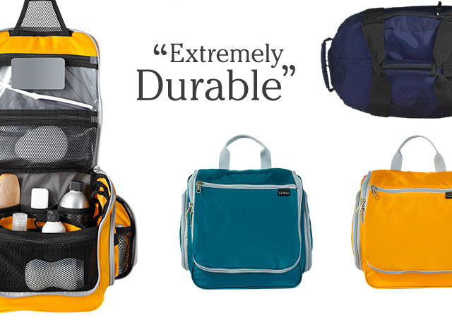 ?Extremely durable?.