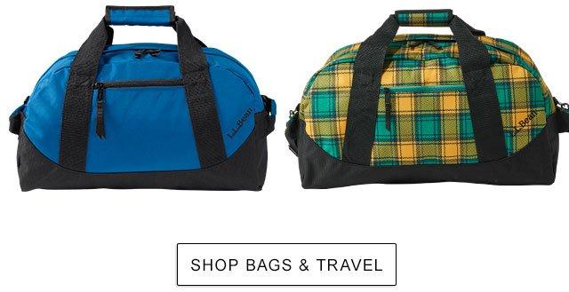 Shop Bags & Travel.