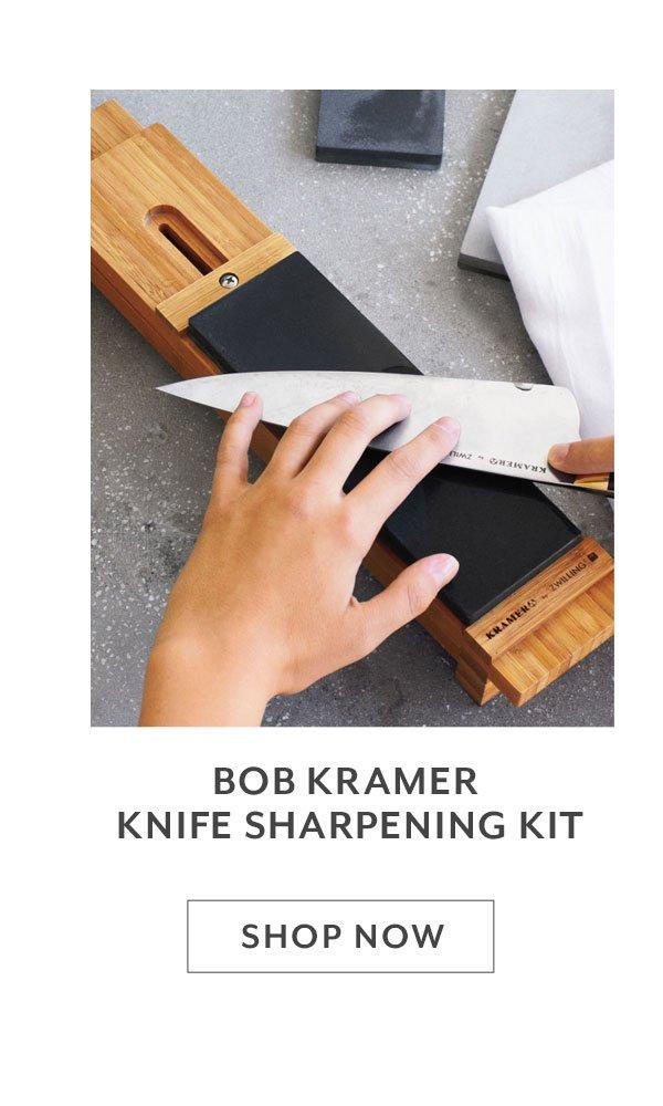 Bob Kramer by Zwilling J.A. Henkels Knife Sharpening Kit