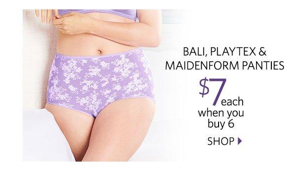 Shop Panties!
