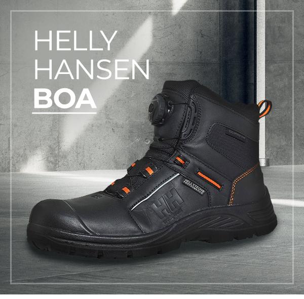 MI Supplies: Helly Hansen | Boa | Milled