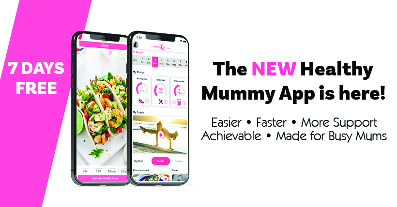 the healthy mummy: New APP launched - try it now! | 35% off