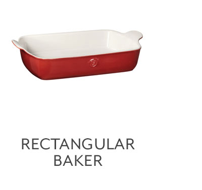 Rectangular Baker