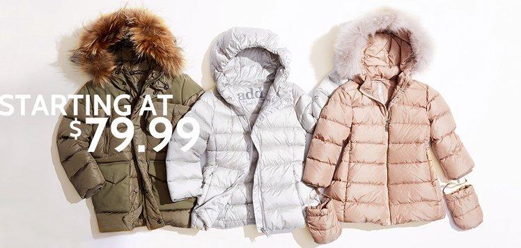 add & More Kids' Outerwear