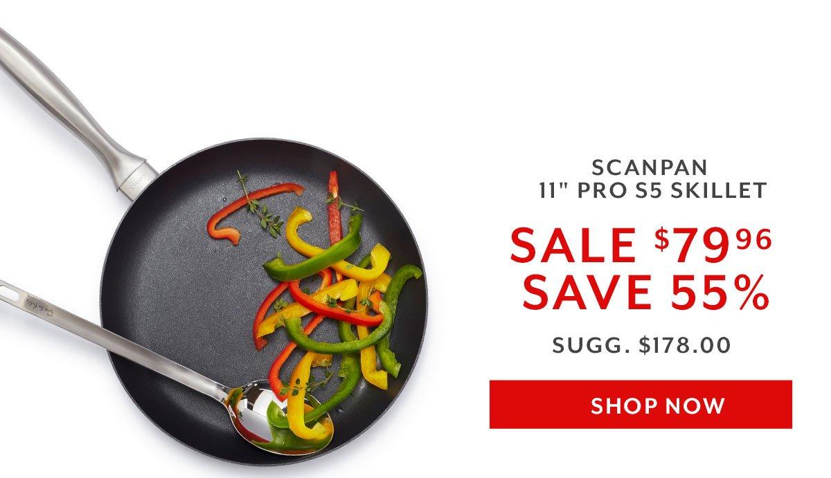 Scanpan Pro S5 Skillet, 11