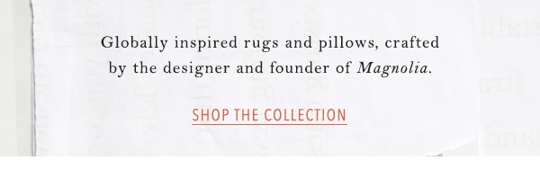 Shop Joanna Gaines for Anthropologie.