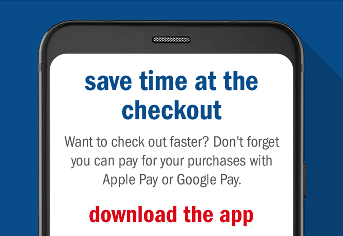 Meijer: Check out faster with Apple Pay or Google Pay! | Milled