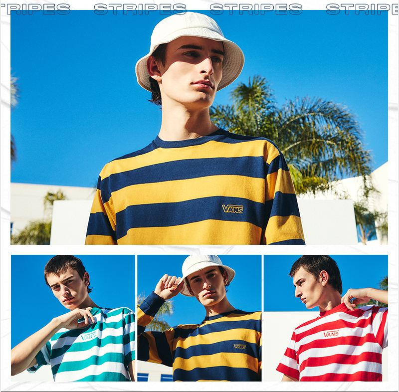 Vans Spring Collection - Shop Now