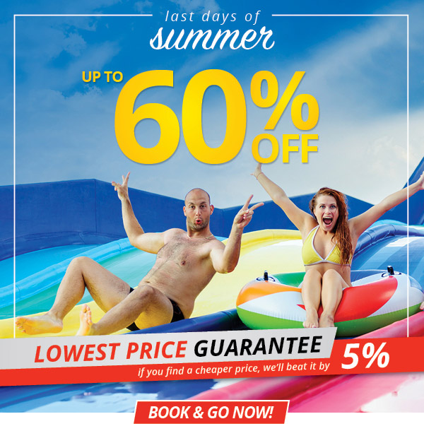 Up to 60% Off Summer Favourites