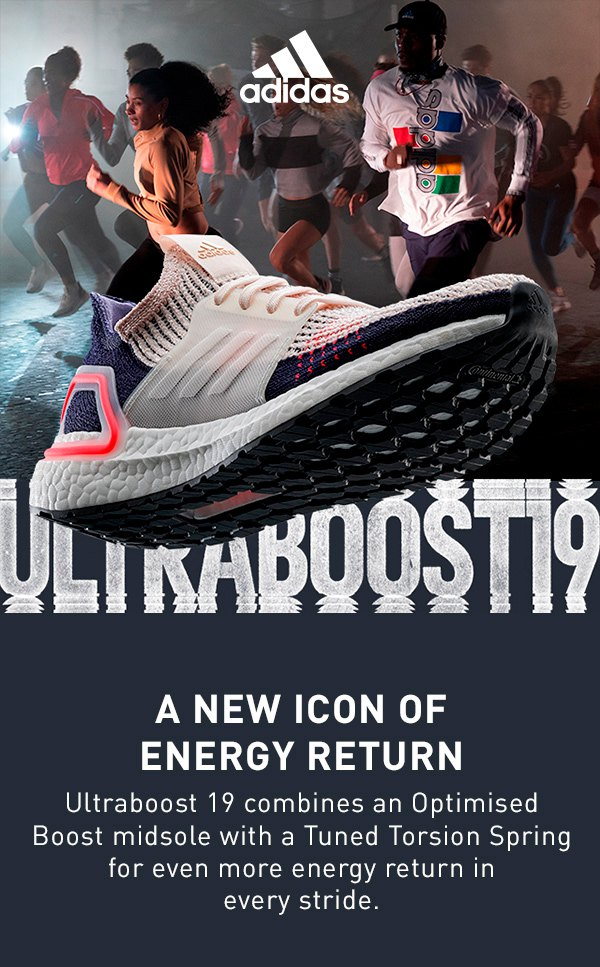 4e3572dde8 The new Ultraboost 19 can already be yours!