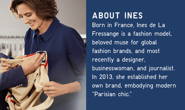ABOUT INES