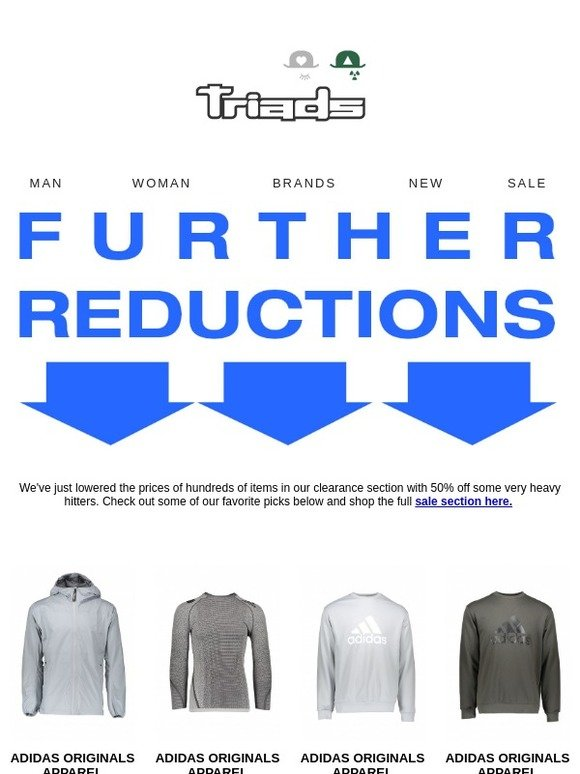 ba732b32 Triads: FURTHER REDUCTIONS - SALE | Milled