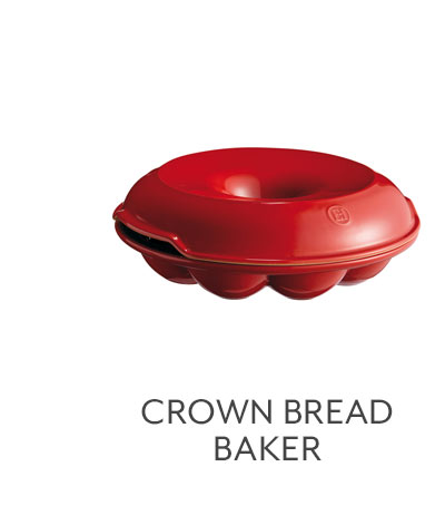 Crown Bread Baker
