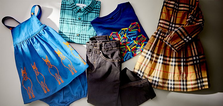 Up to 60% Off Designers for Kids