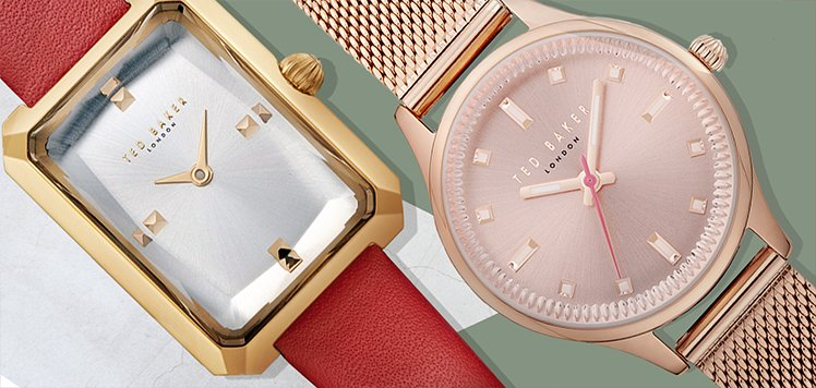 Ted Baker & More Spring Watches