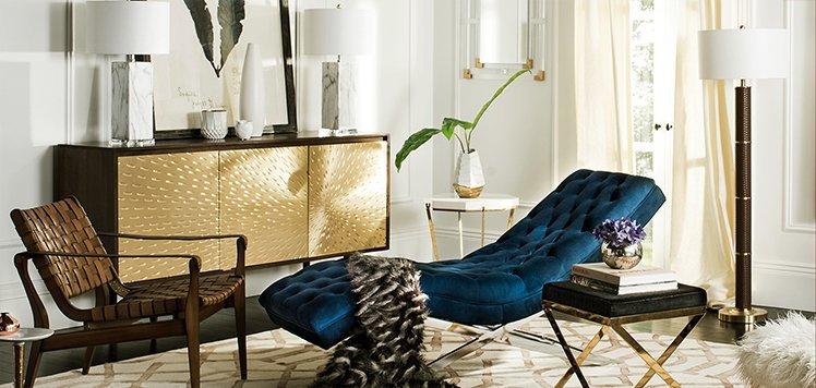 Safavieh Furniture, Lighting & Decor