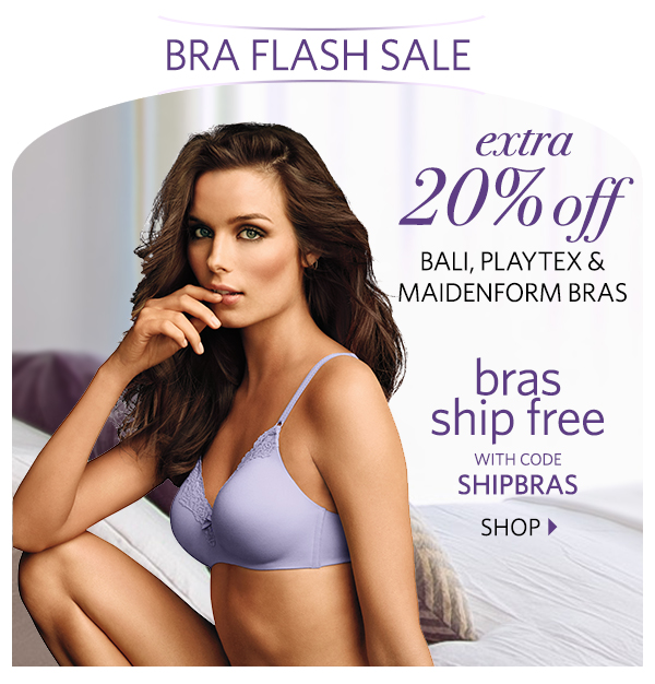 f784c66c6405 Maidenform: Ship FREE & save 20% extra on top brand bras! | Milled
