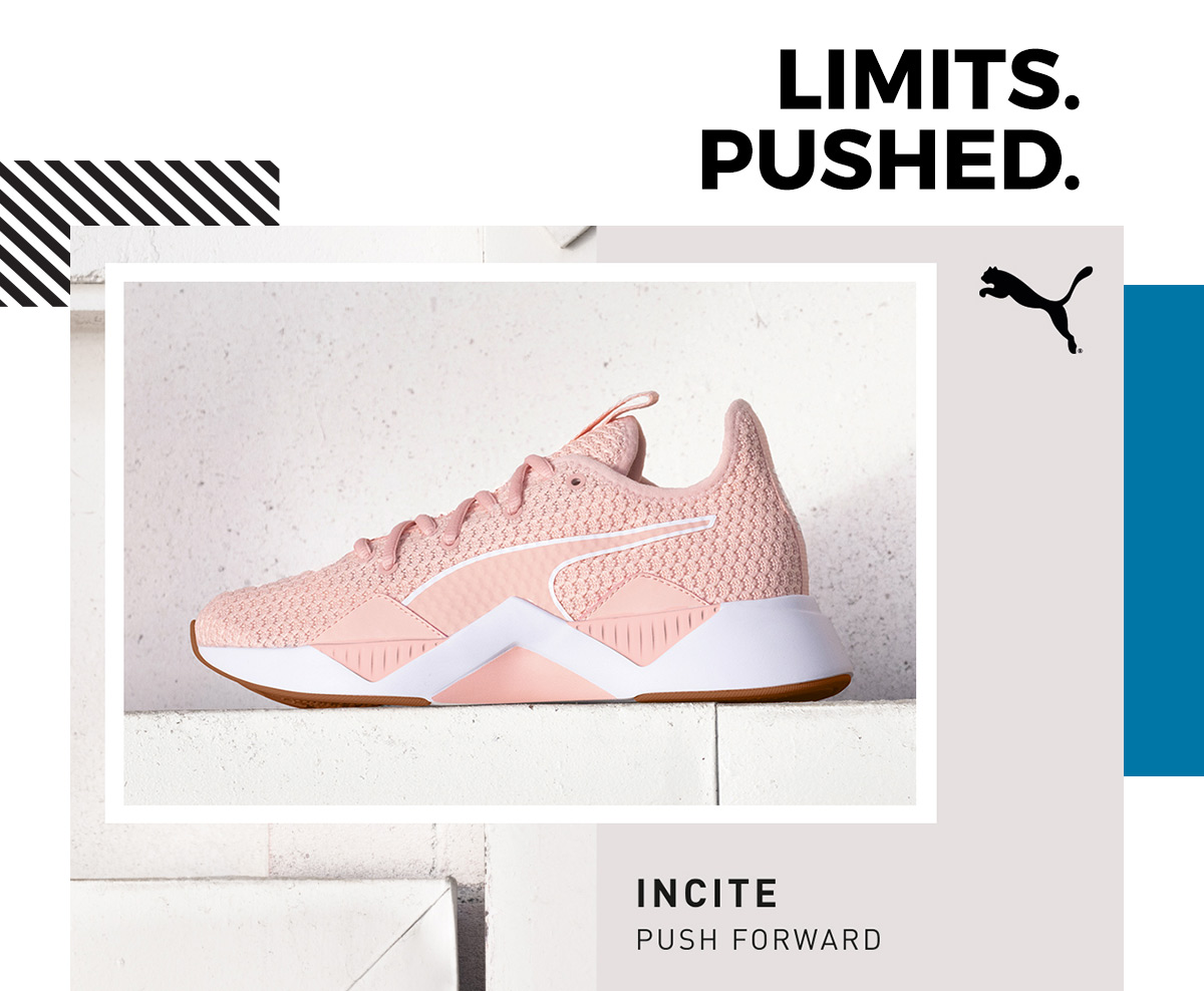 Rack Room Shoes: New from Puma, plus a