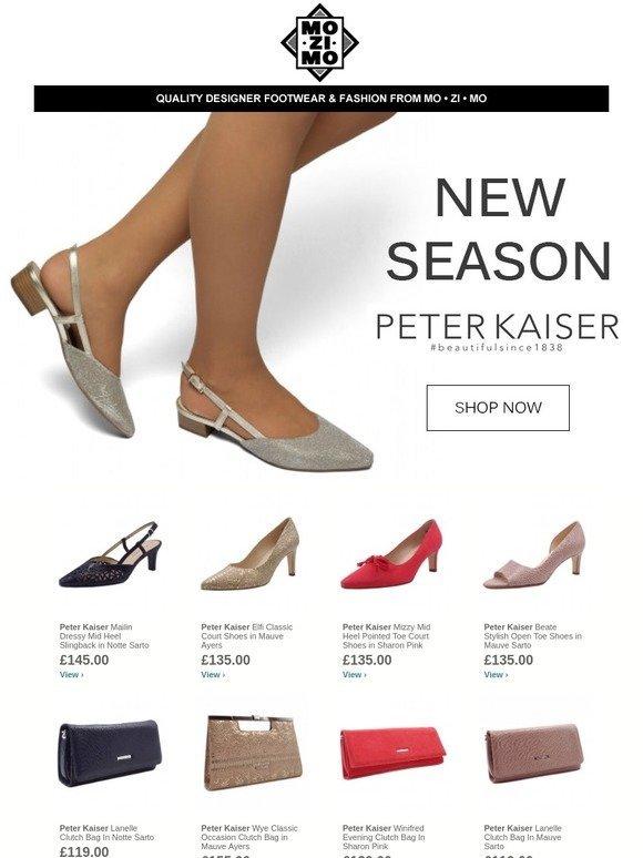 be67020d5ed Mozimo  Peter Kaiser Spring   Summer Trends ☀