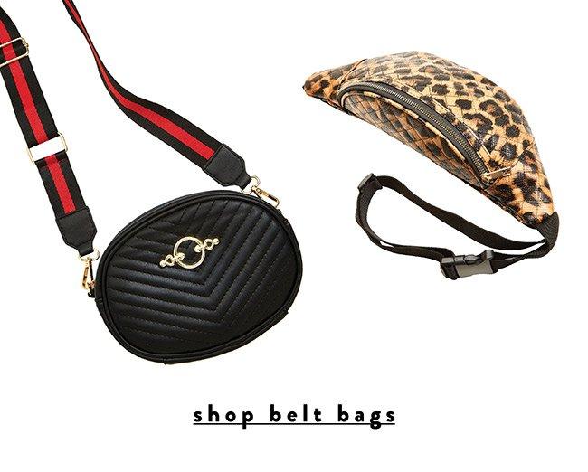 Shop Belt Bags