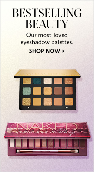 Our Most Loved Eyeshadow Palettes