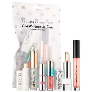 Sephora Favorites - Give Me Some Shine Lip Set