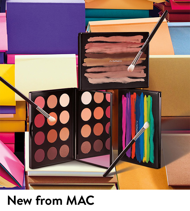 New from MAC.