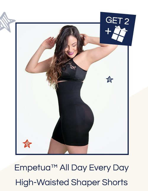 e195668d9b498 Terms and Conditions Apply  Get 2 pairs of Empetua High-Waisted Shaper ...