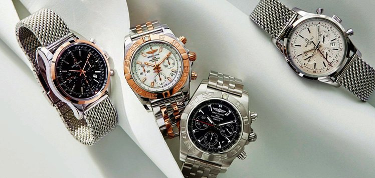 Vintage Breitling & More Watches