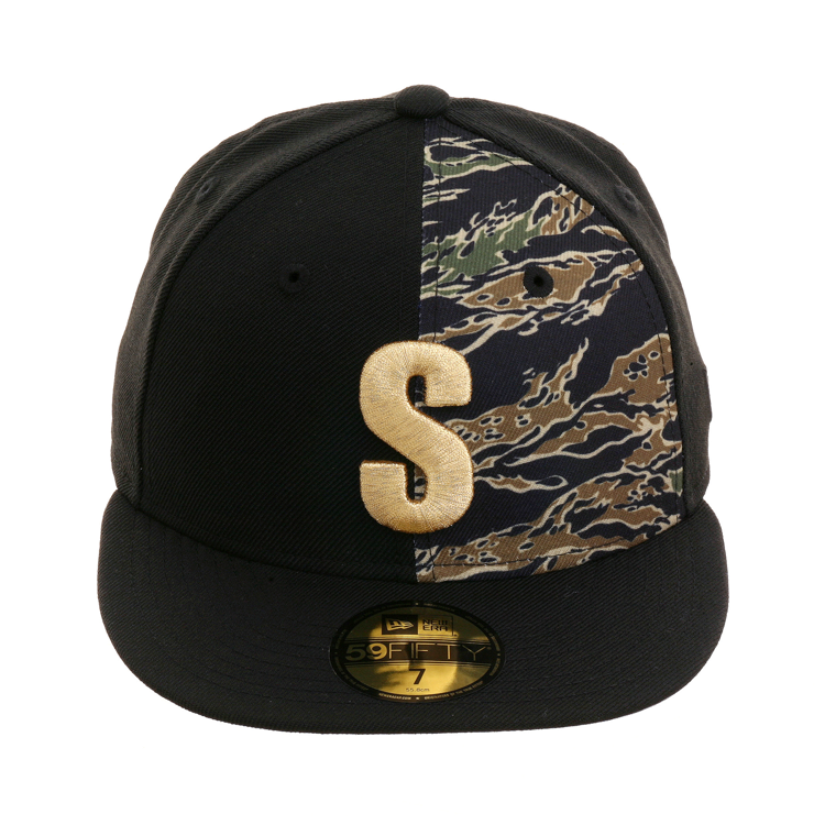 47ba82e5e33 Exclusive New Era 59Fifty Seattle Steelheads 1 Panel Hat - Black
