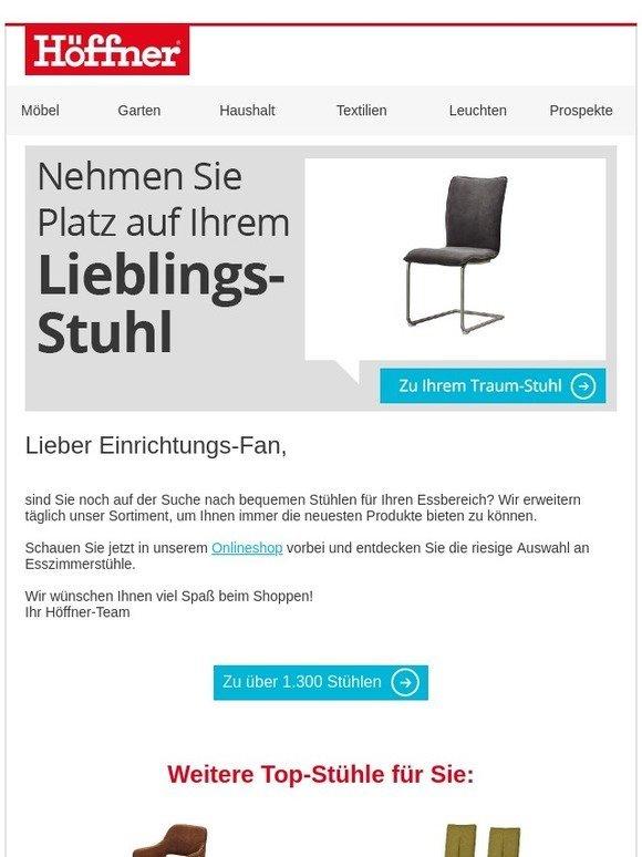 e4dd0cf27feb49 Möbel Höffner   Nehmen Sie Platz auf Ihrem neuen Lieblings-Stuhl ...