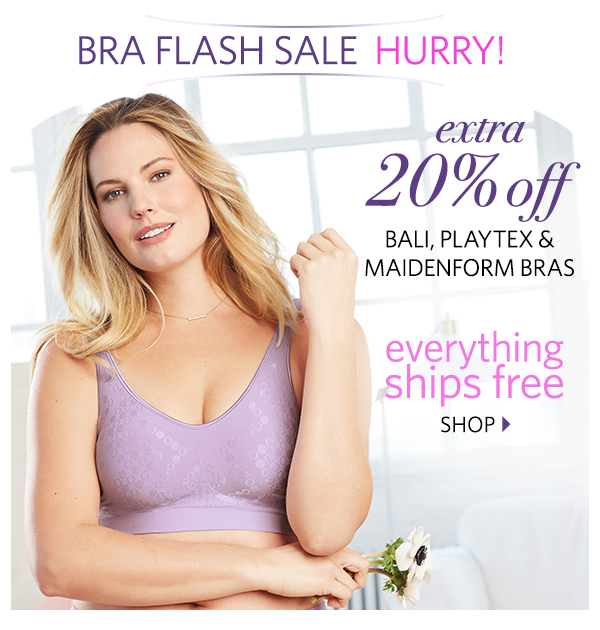 348645a24d1aa Hanes  Save 20% MORE on Bali