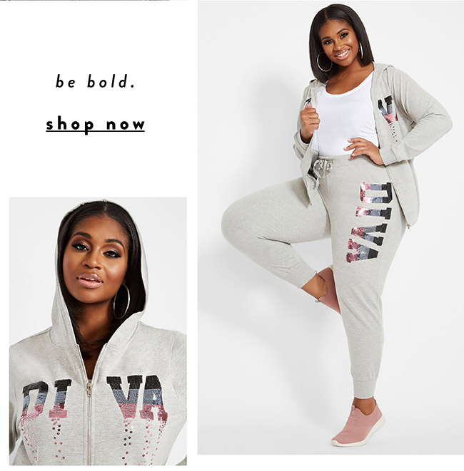 Be BOLD - Shop Now