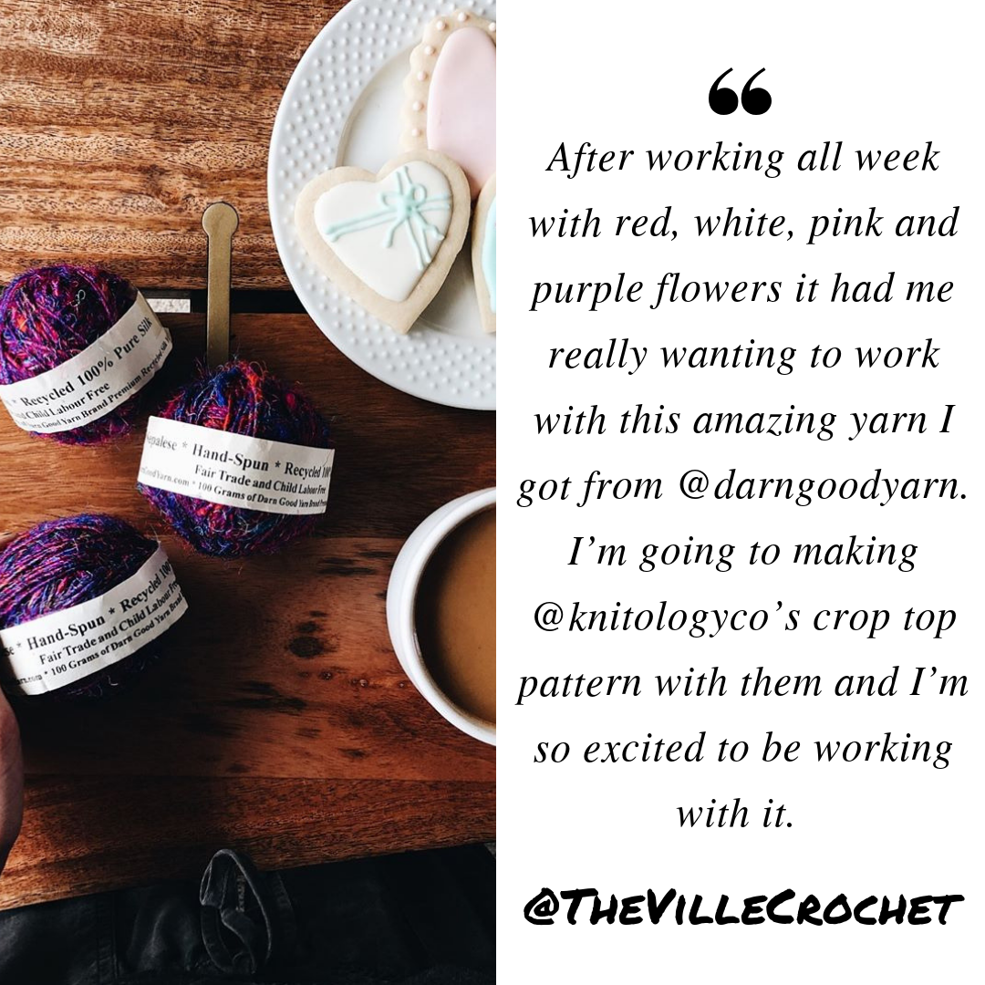 Darn Good Yarn: 💌Weekly Dose of Inspiration | Milled