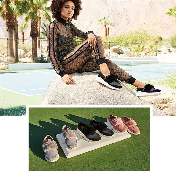 ugg emporium uk: Summery sneakers for
