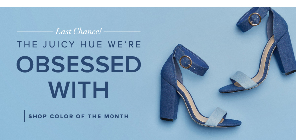 SHOP COLOR OF THE MONTH