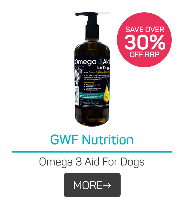 GWF Nutrition Omega 3 Aid For Dogs