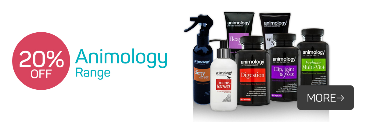 20% off animology products