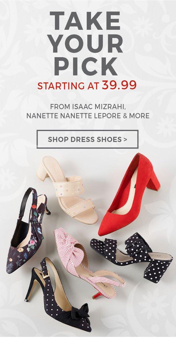 Stein Mart: New Spring Shoes Under $40