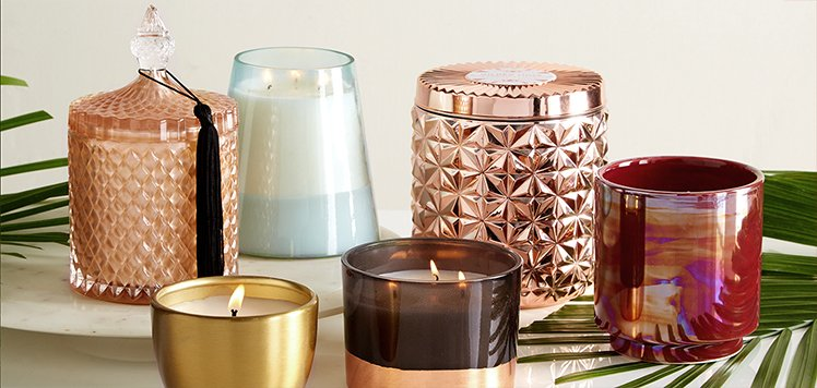 Spring Candles to Diffusers With D.L. & Co.