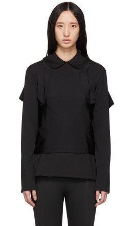 Comme des Garçons - Black Four Sleeve Shirt